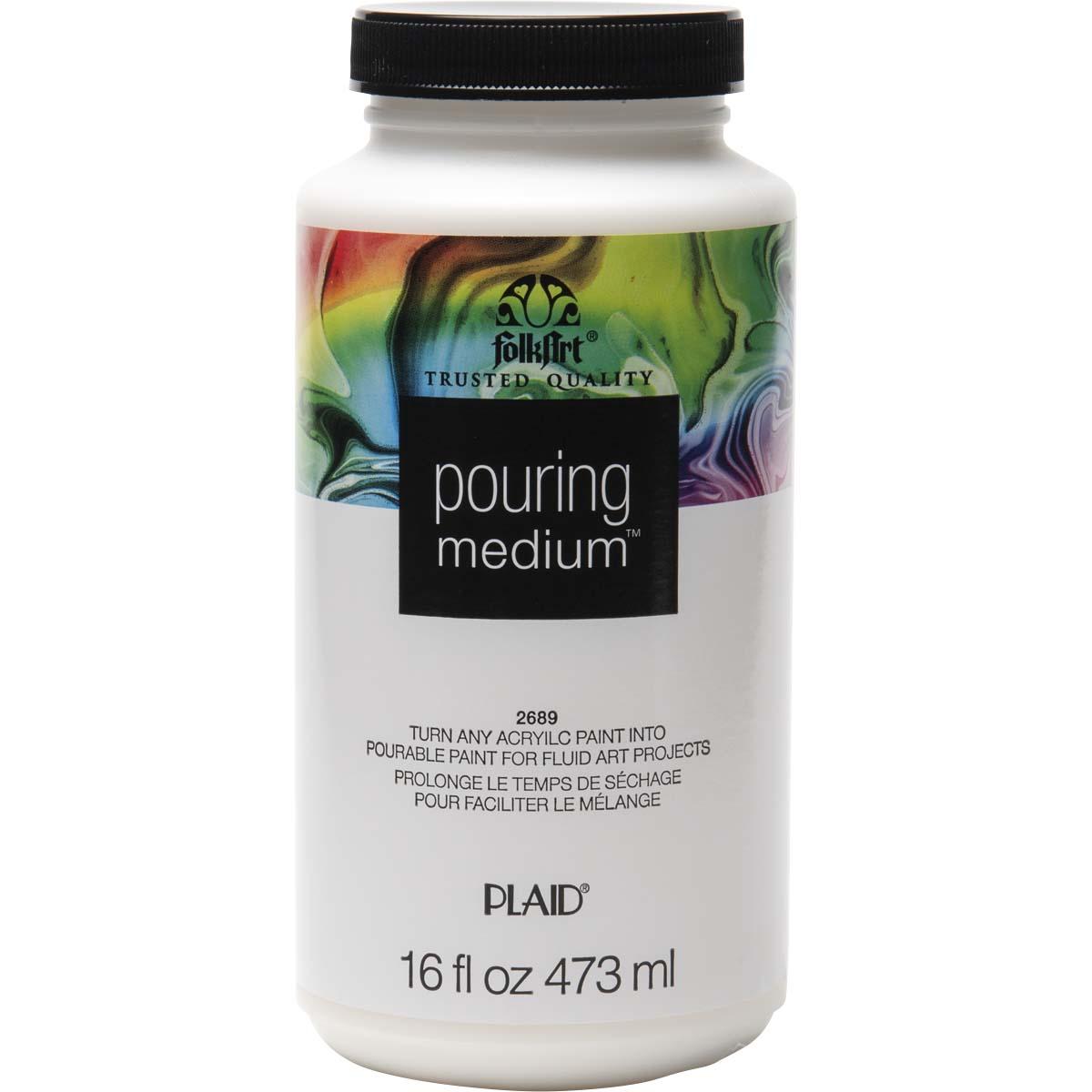 FolkArt ® Pouring Medium™, 16 oz. - 2689