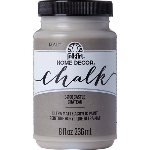 FolkArt ® Home Decor™ Chalk - Castle, 8 oz.