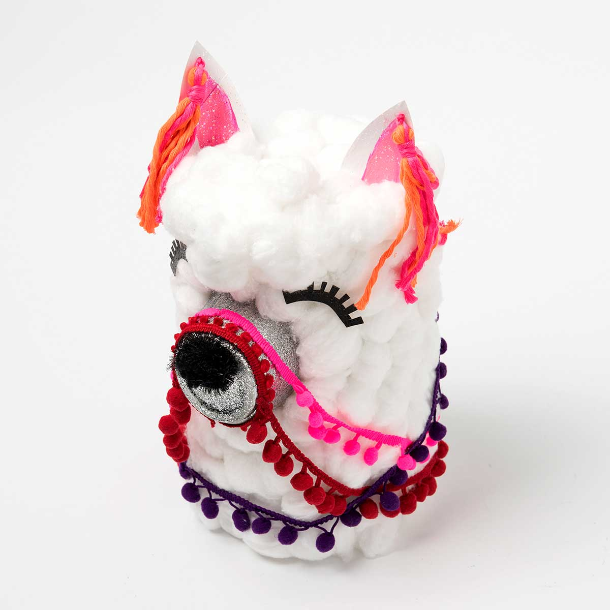 Llama Valentine Box DIY