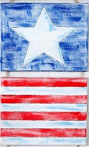 Patriotic Canvas