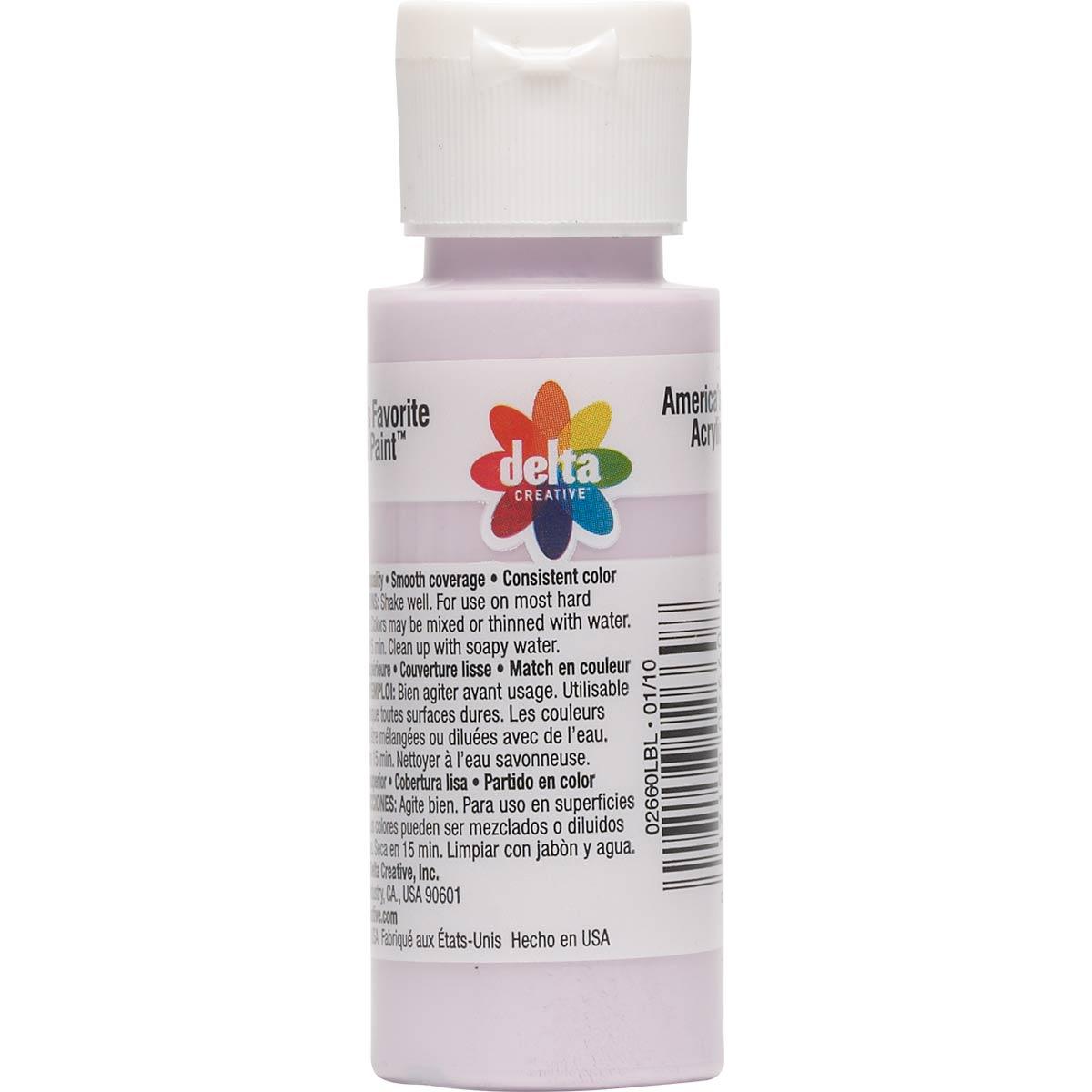 Delta Ceramcoat ® Acrylic Paint - Sweet Pea, 2 oz. - 026600202W