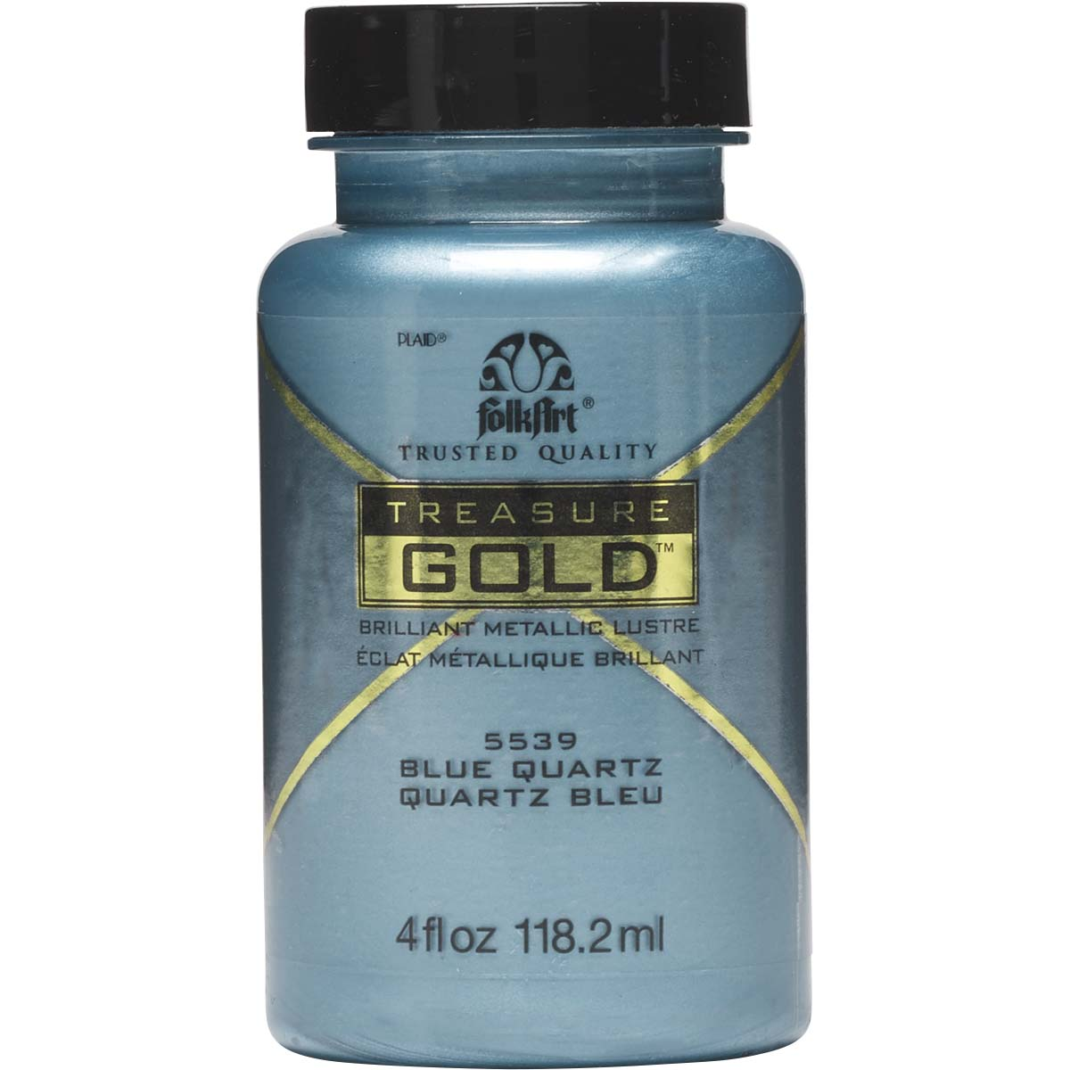 FolkArt ® Treasure Gold™ - Blue Quartz, 4 oz. - 5539