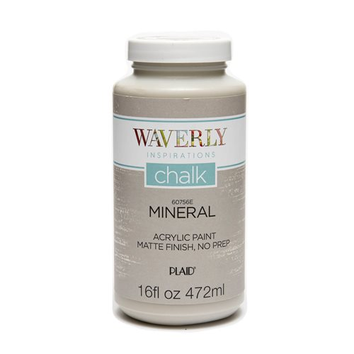 Waverly ® Inspirations Chalk Finish Acrylic Paint - Mineral, 16 oz.