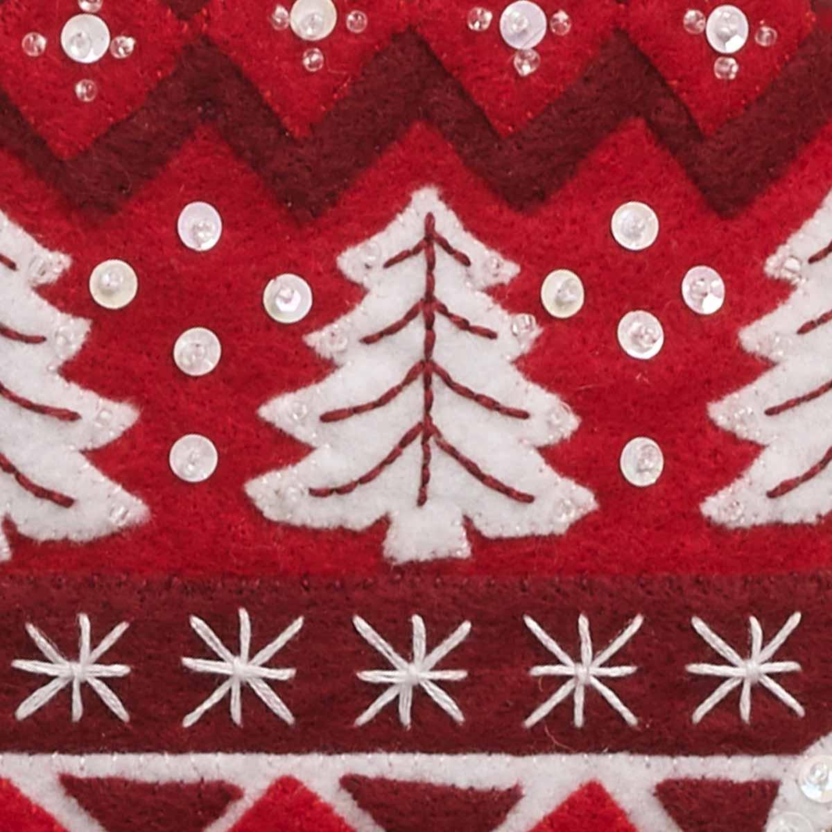 Bucilla ® Seasonal - Felt - Stocking Kits - Nordic Christmas - 89066E