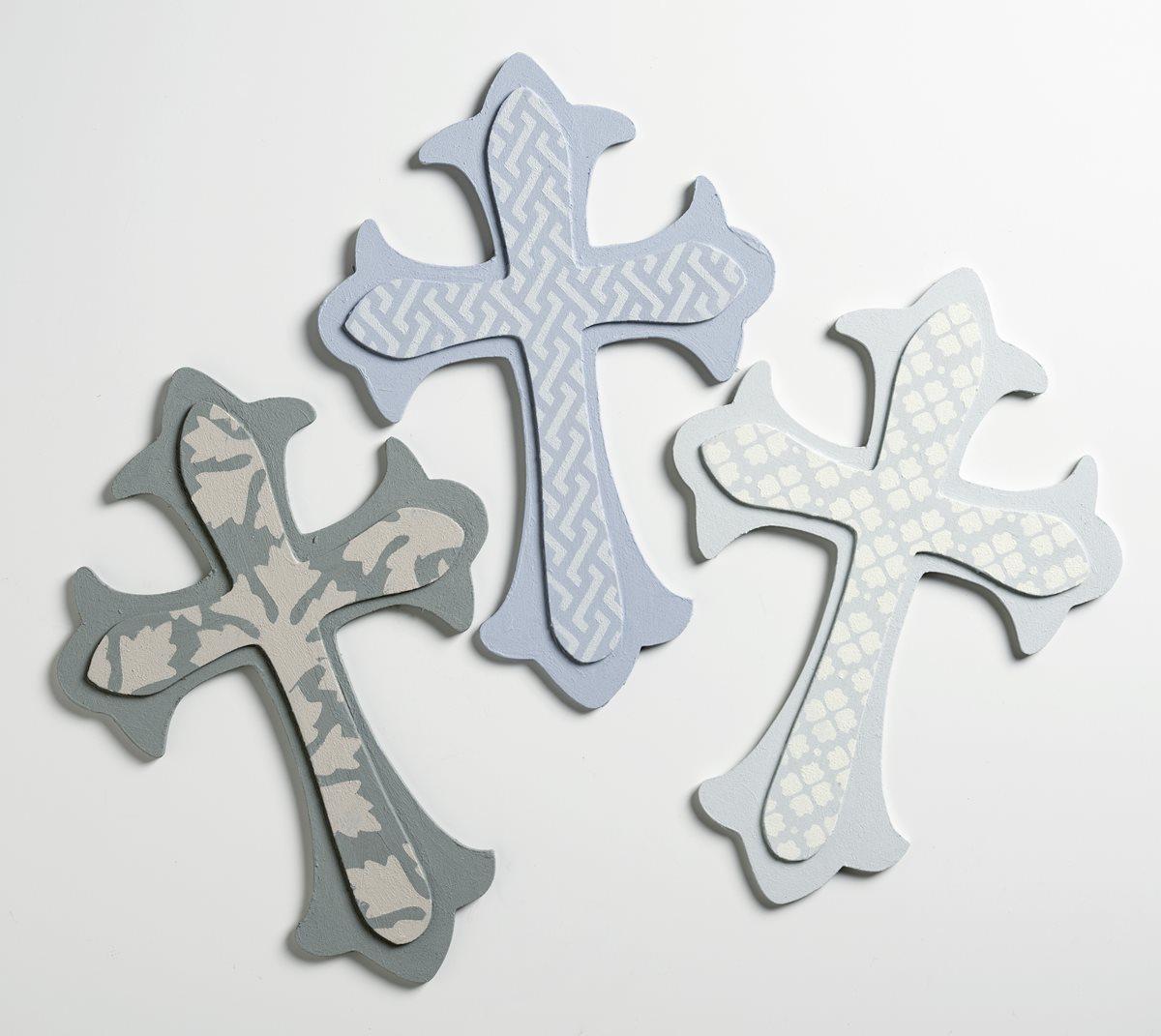 Terra Cotta Crosses