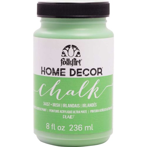 FolkArt ® Home Decor™ Chalk - Irish, 8 oz. - 34157