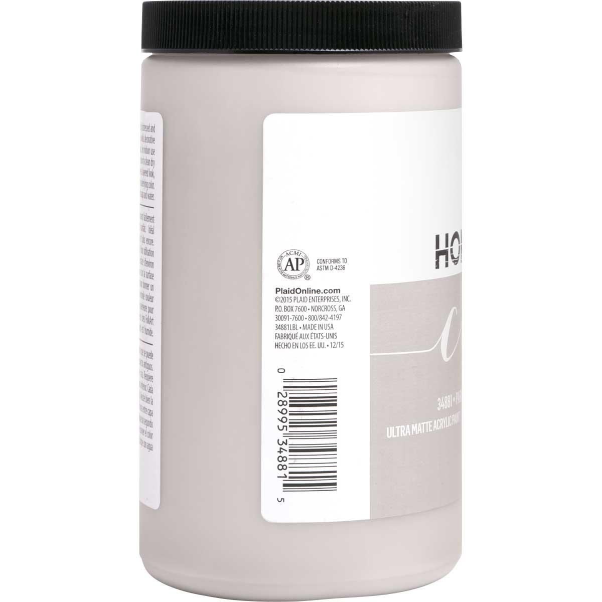 FolkArt ® Home Decor™ Chalk - Parisian Grey, 32 oz. - 34881
