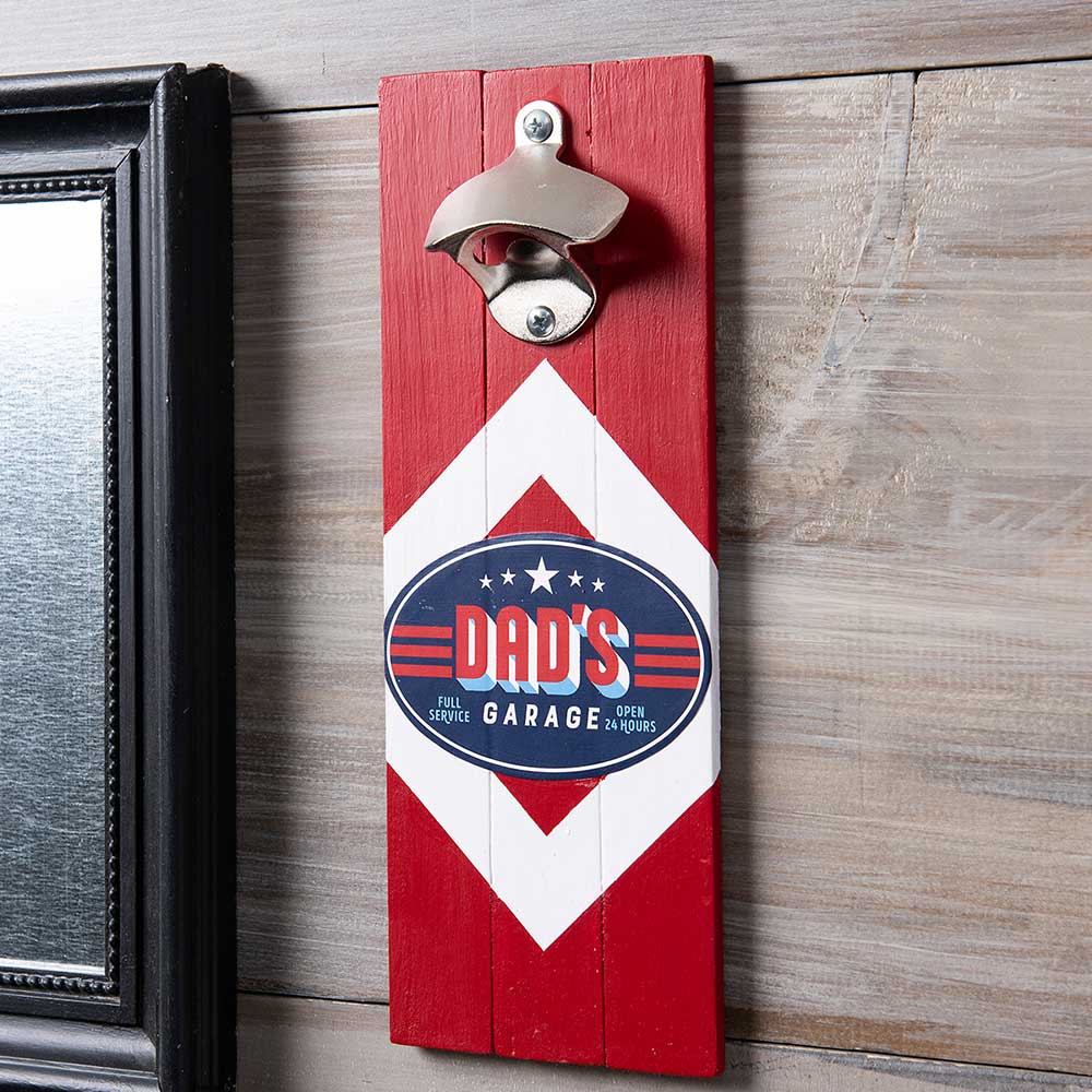 DIY Bottle Opener for Father's Day