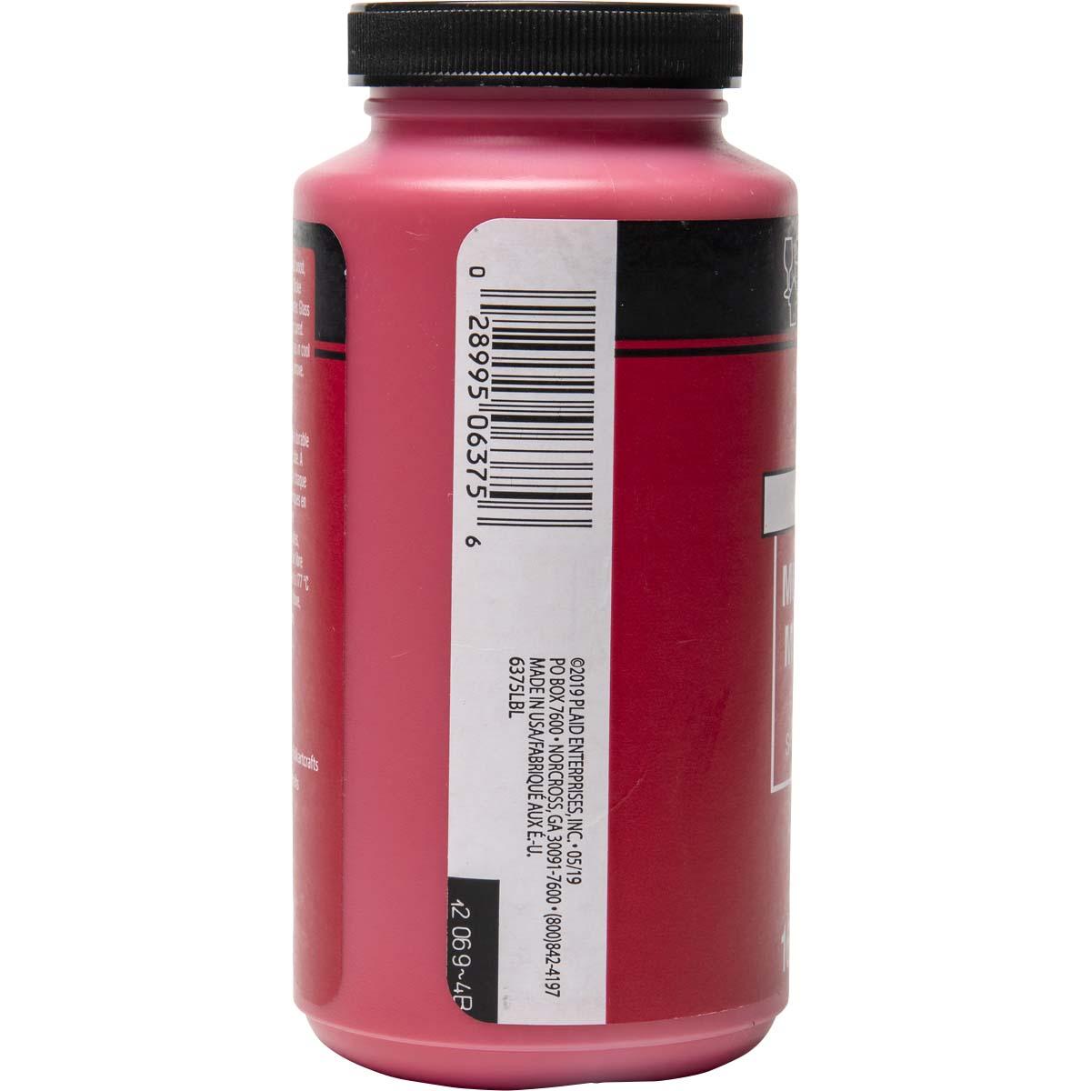 FolkArt ® Multi-Surface Satin Acrylic Paints - Apple Red, 16 oz. - 6375