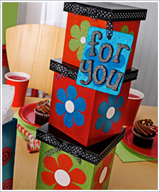 'For You' Stacking Gift Boxes