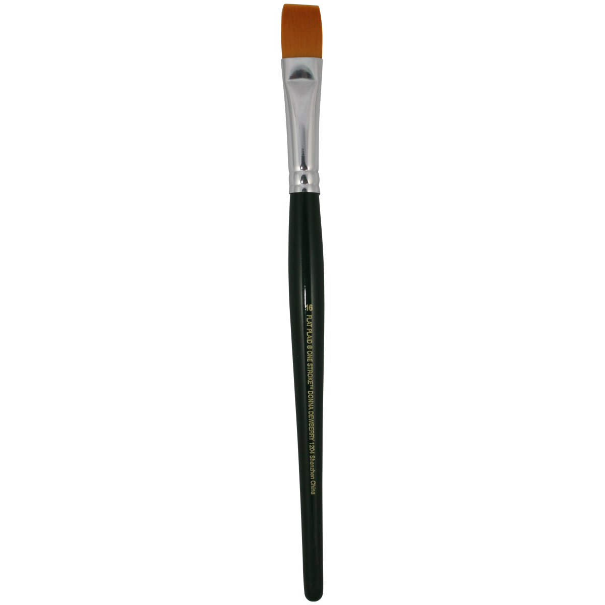 FolkArt ® One Stroke™ Brushes - Flat, #16 - 1204