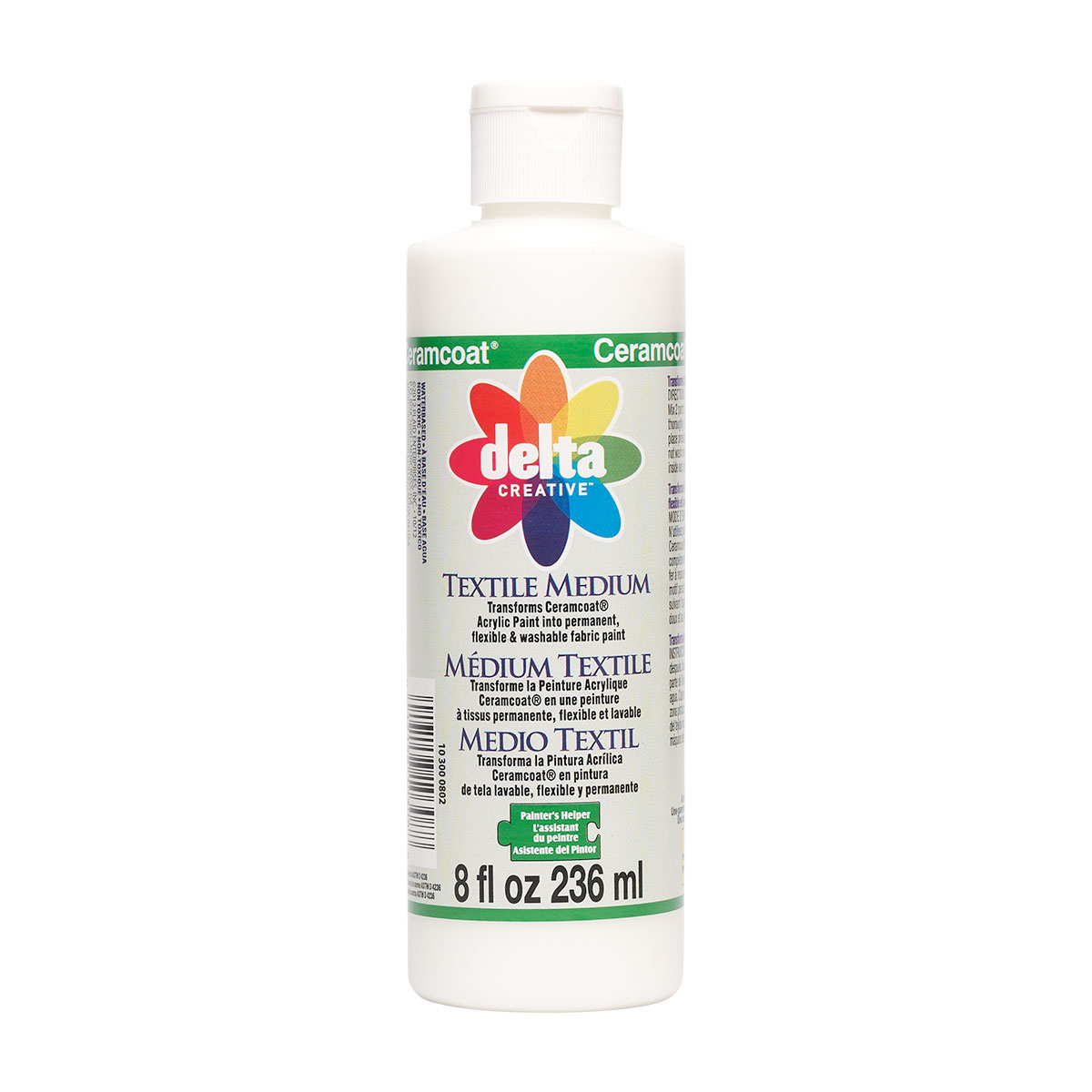 Delta Ceramcoat ® Mediums - Textile, 8 oz.