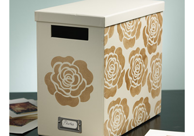 Rose Storage Box