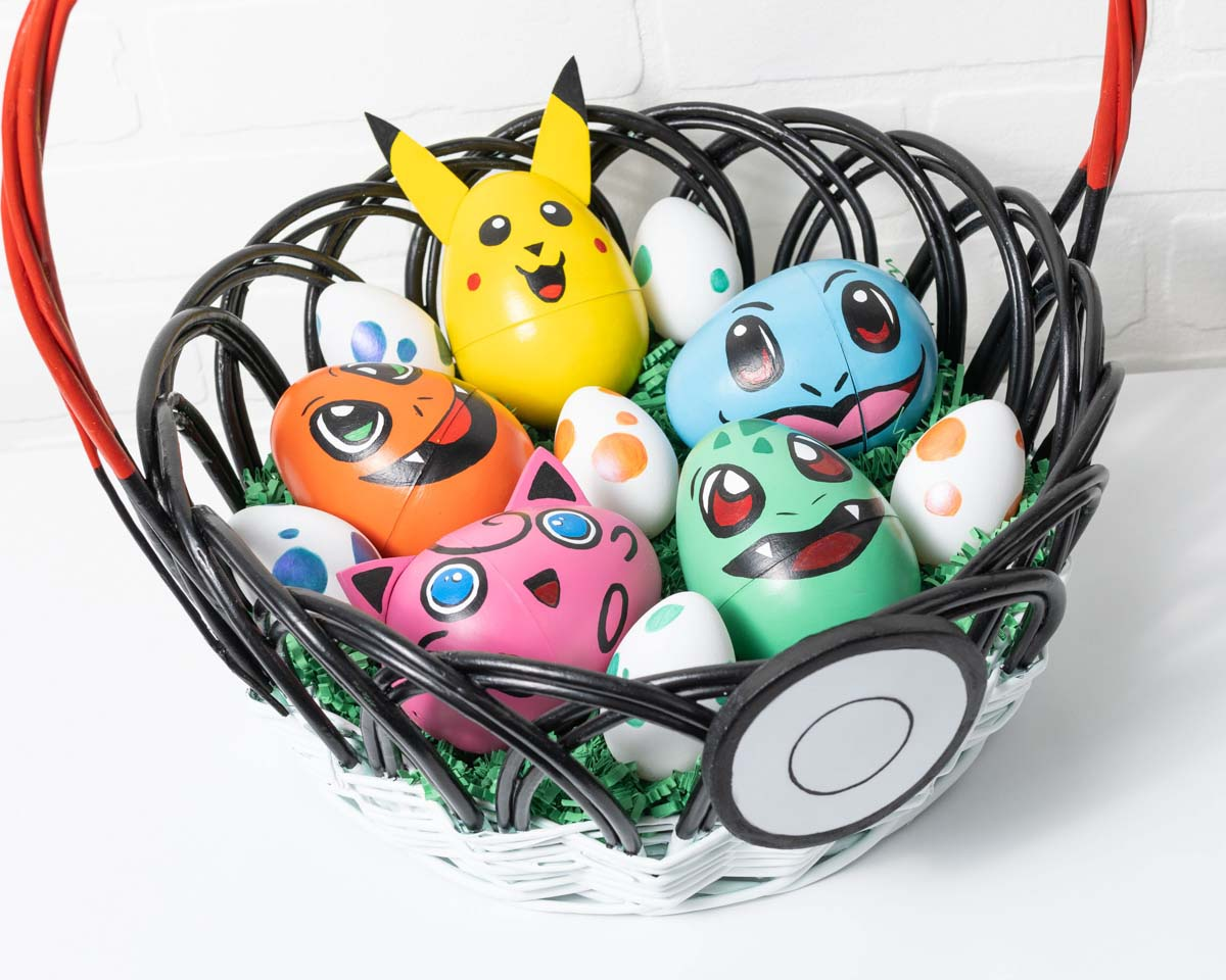 Pokemon Easter Eggs