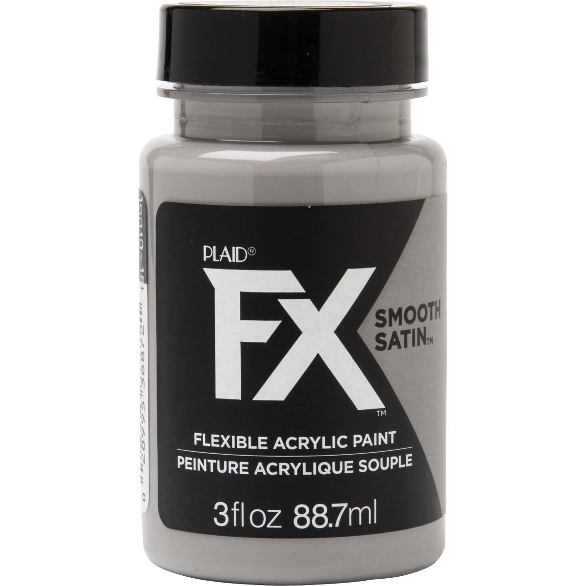 PlaidFX Smooth Satin Flexible Acrylic Paint - Doomsday, 3 oz. - 36872