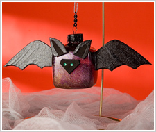 Bat Ornament