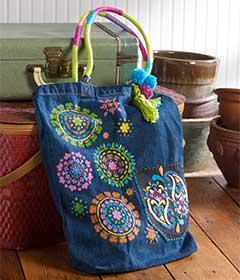 Bohemian Festival Bag
