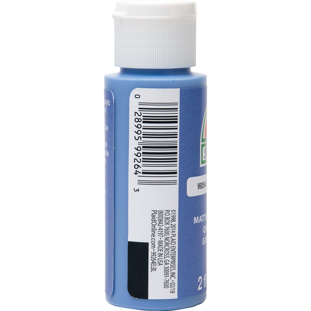 Apple Barrel ® Colors - Blueberry Frost, 2 oz.