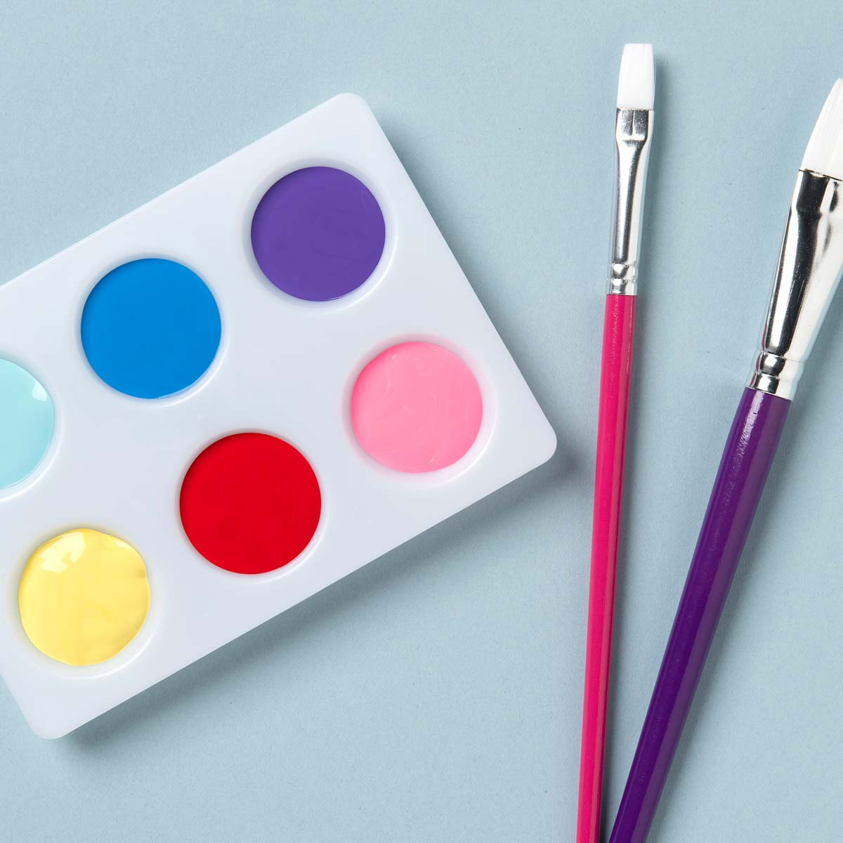 Delta Ceramcoat ® Paint Sets - Top Colors, 18 Colors - PROMOCMC1