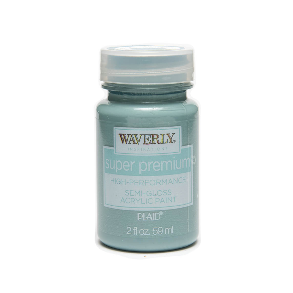 Waverly ® Inspirations Super Premium Semi-Gloss Acrylic Paint - Agave, 2 oz. - 60641E