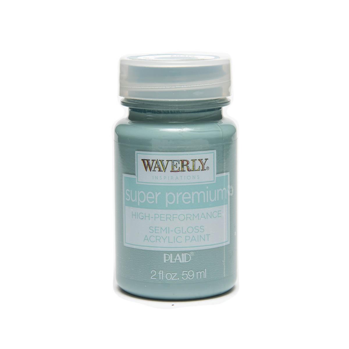 Waverly ® Inspirations Super Premium Semi-Gloss Acrylic Paint - Agave, 2 oz.