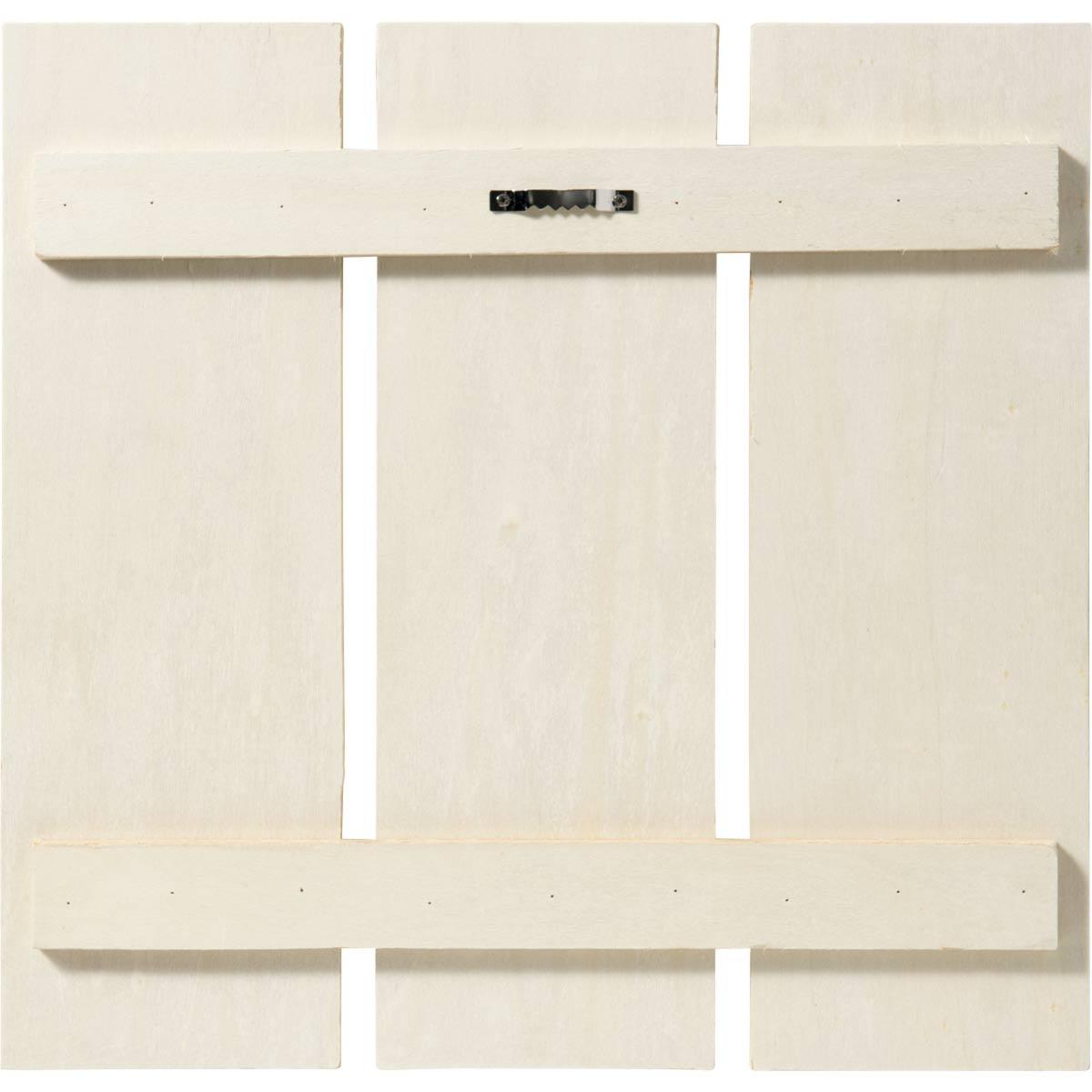 Plaid ® Wood Surfaces - Pallet Plaque, 12