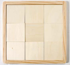 Plaid ® Wood Surfaces - Wood Tile Board
