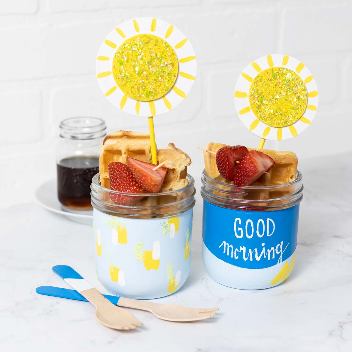 Good Morning Sunshine Jar-cuterie