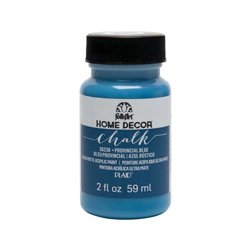 FolkArt ® Home Decor™ Chalk - Provincial Blue, 2 oz.