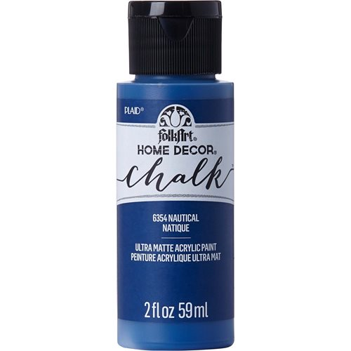 FolkArt ® Home Decor™ Chalk - Nautical, 2 oz.