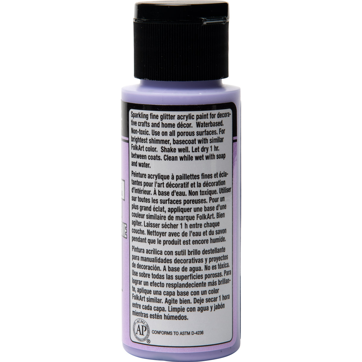 FolkArt ® Extreme Glitter™ - Orchid Opulence, 2 oz.