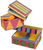 Fun and Funky Boxes