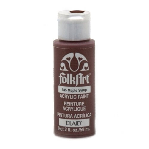 FolkArt ® Acrylic Colors - Maple Syrup, 2 oz. - 945