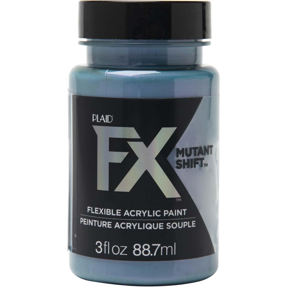 PlaidFX Mutant Shift Flexible Acrylic Paint - Immune Blue, 3 oz. - 36910