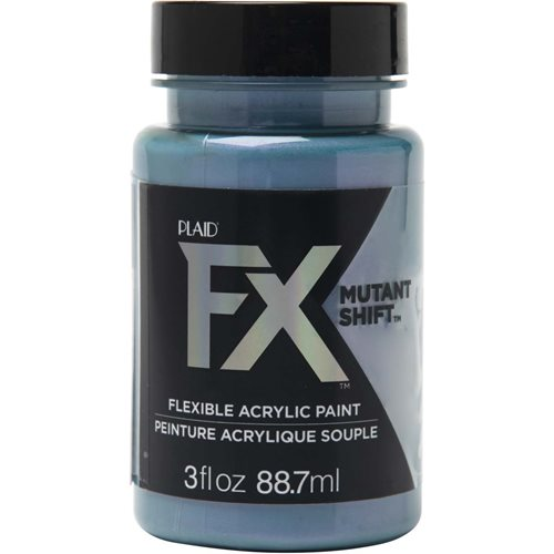 PlaidFX Mutant Shift Flexible Acrylic Paint - Immune Blue, 3 oz. - 36910