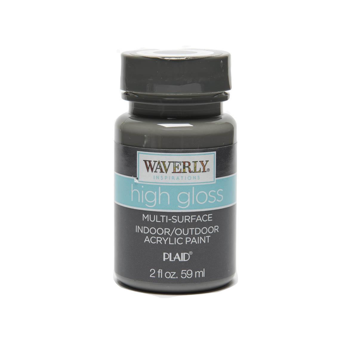 Waverly ® Inspirations High Gloss Multi-Surface Acrylic Paint - Elephant, 2 oz.