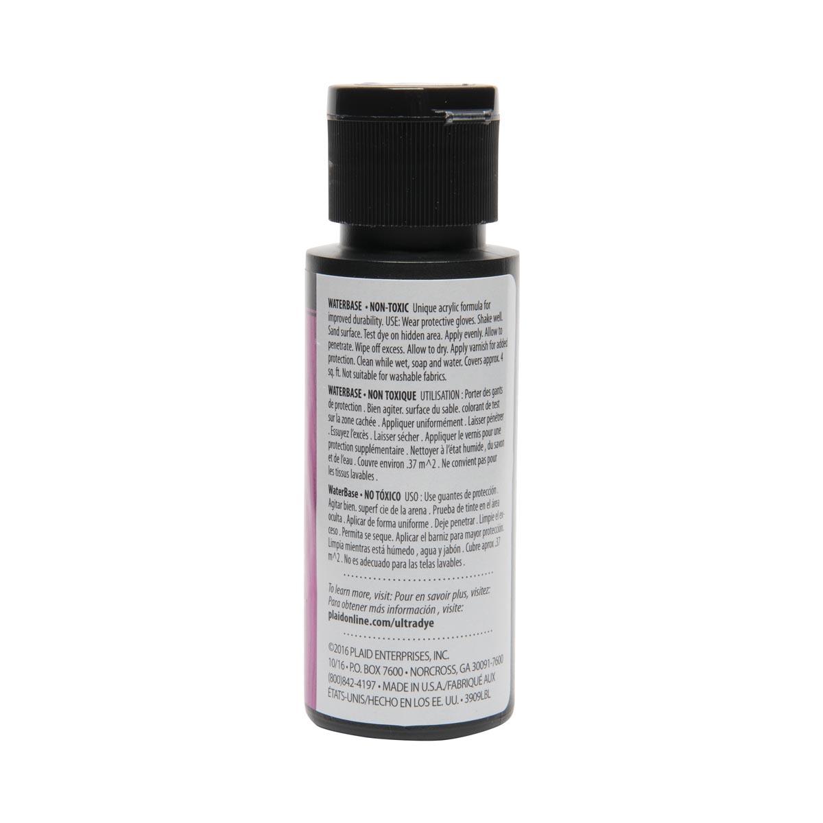 FolkArt ® Ultra Dye™ Colors - Hot Pink, 2 oz.