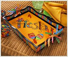 Fiesta Tray