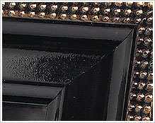 Gold Accented Frame