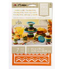 FolkArt ® Handmade Charlotte™ Peel & Stick Painting Stencils - Patterns - 30894