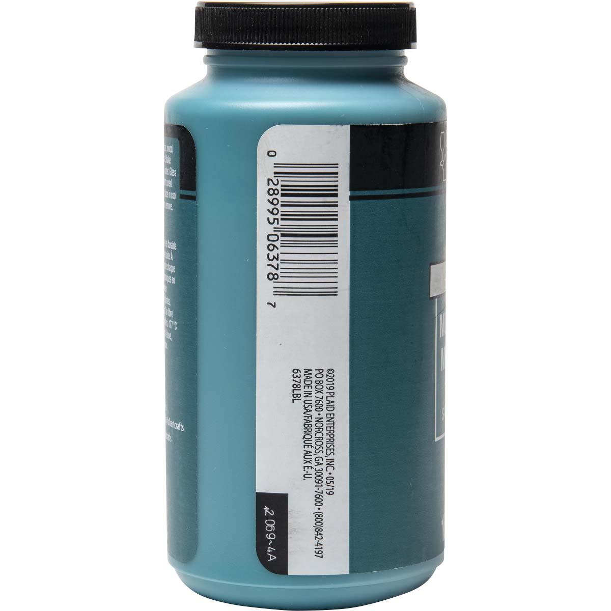 FolkArt ® Multi-Surface Satin Acrylic Paints - Teal, 16 oz. - 6378