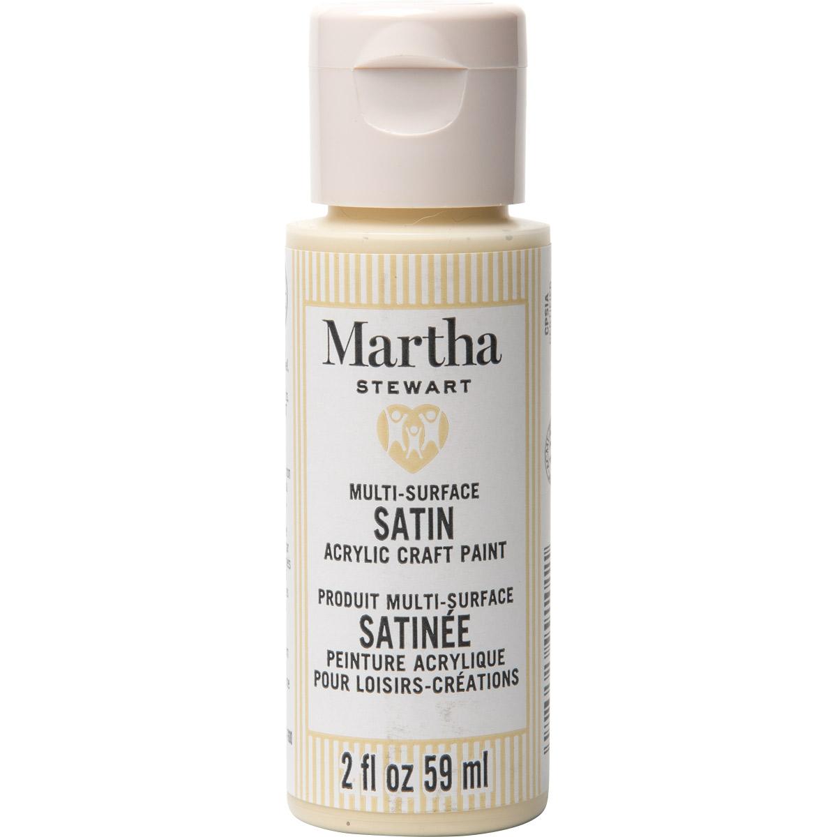 Martha Stewart ® Multi-Surface Satin Acrylic Craft Paint CPSIA - Fawn, 2 oz. - 99101