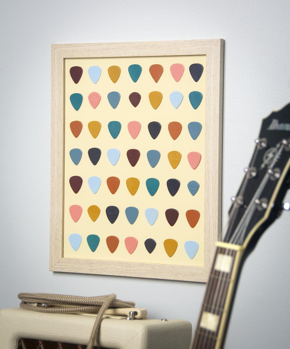 Guitar Pick Art