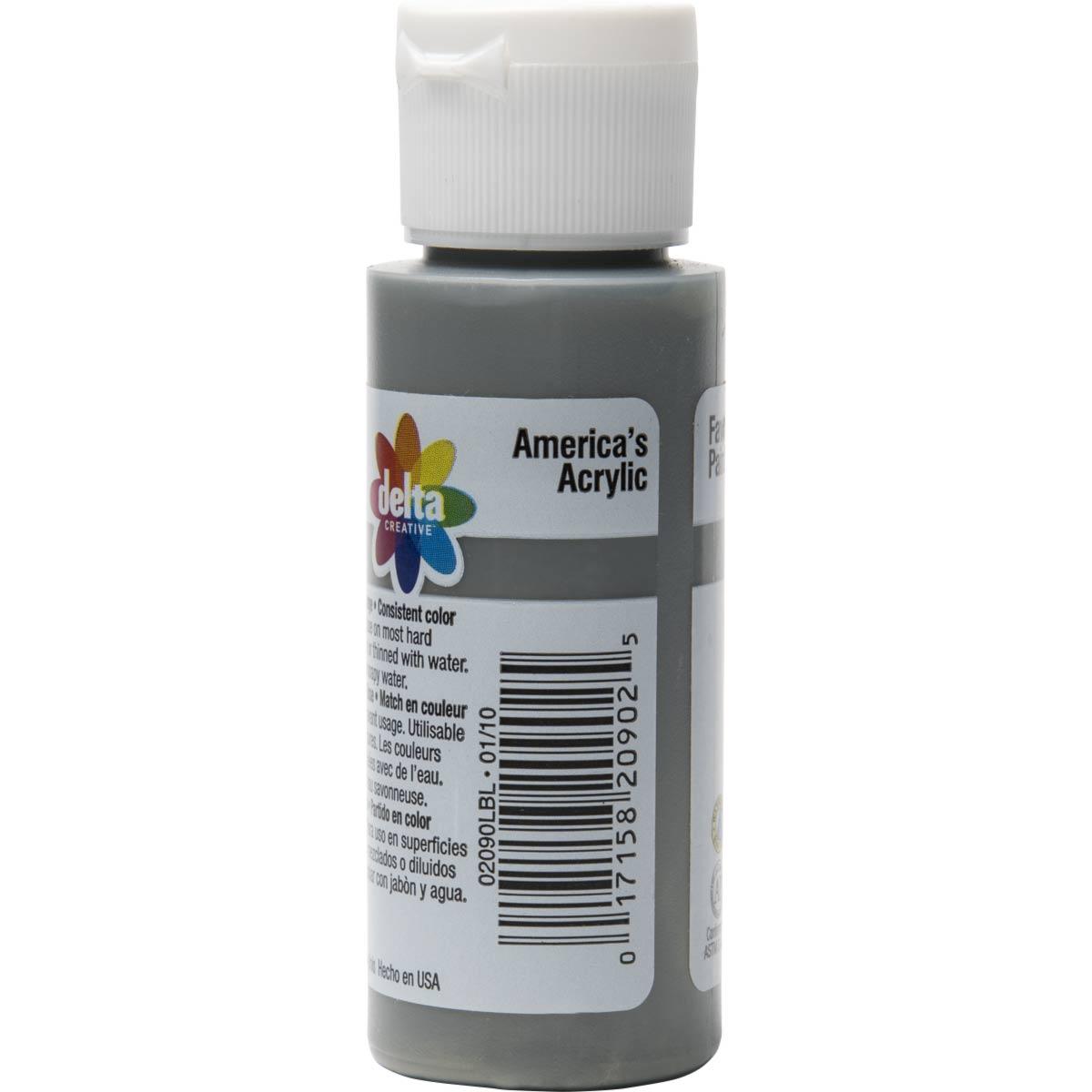 Delta Ceramcoat ® Acrylic Paint - Hippo Grey, 2 oz.