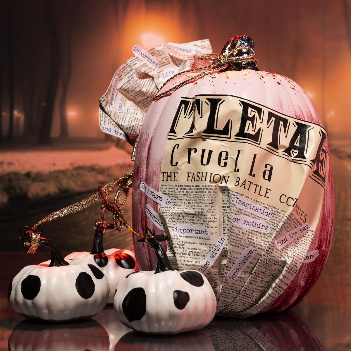 Cruella Pumpkin