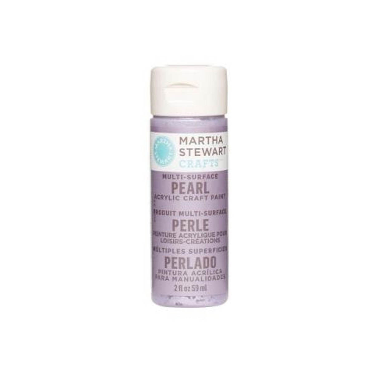 Martha Stewart ® Multi-Surface Pearl Acrylic Craft Paint - Eclipse, 2 oz.
