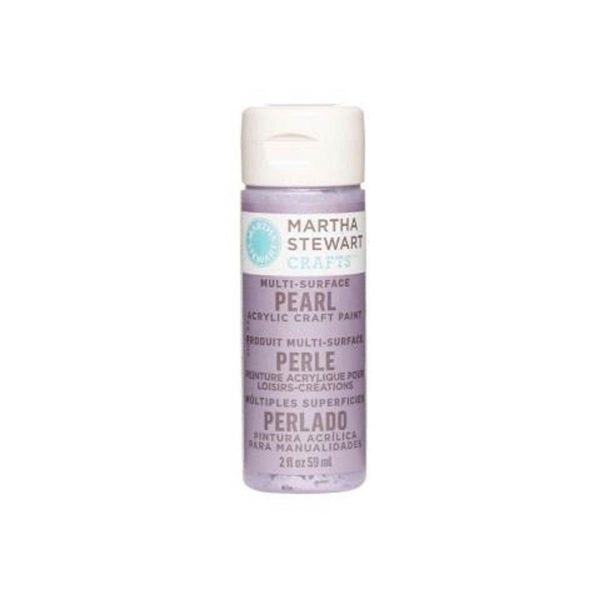 Martha Stewart Crafts ® 2oz Multi-Surface Pearl Acrylic Craft Paint - Eclipse