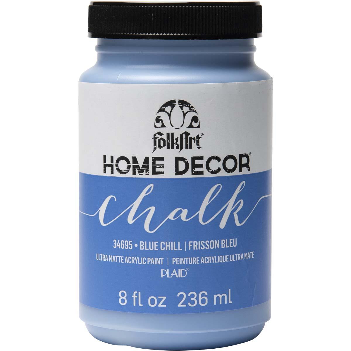 FolkArt ® Home Decor™ Chalk - Blue Chill, 8 oz.