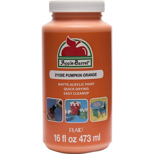 Apple Barrel ® Colors - Pumpkin Orange, 16 oz. - 21126E