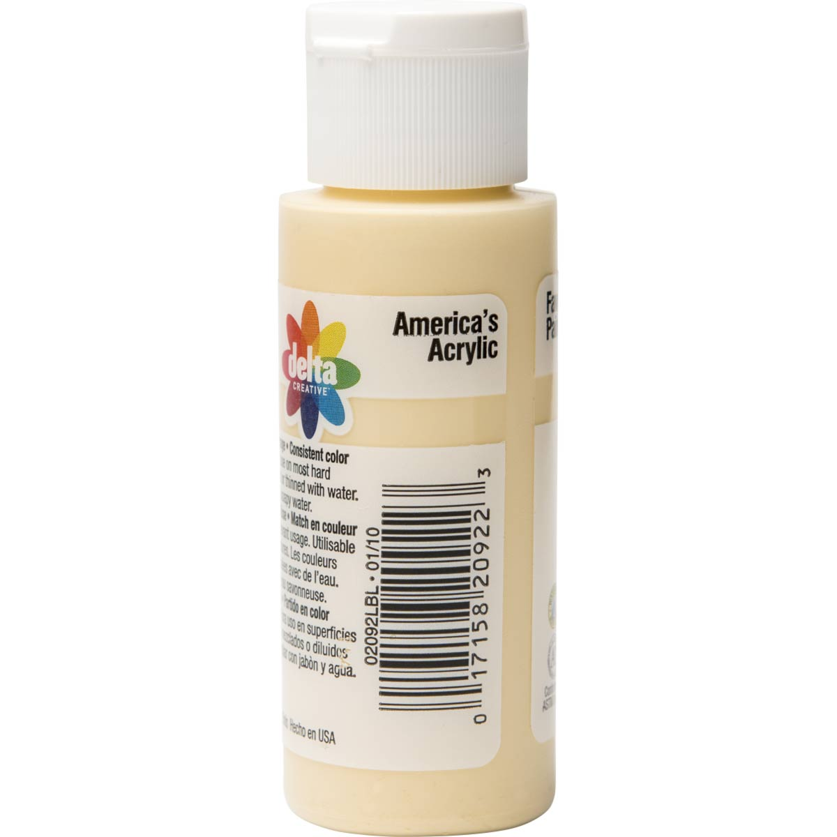 Delta Ceramcoat ® Acrylic Paint - Old Parchment, 2 oz. - 020920202W